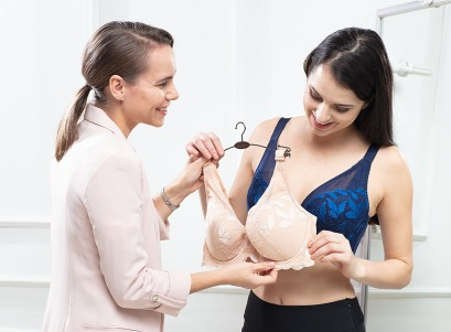 How to Buy a Bra Online