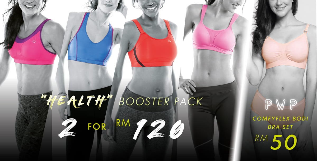 HEALTH BOOSTER PACK