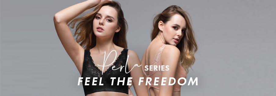 FEEL THE FREEDOM WITH PERLA SERIES