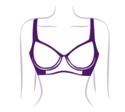 BALCONETTE 3-PART BRA